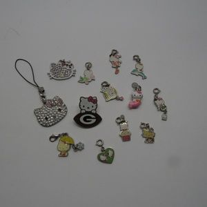 Sanrio Charm it Hello Kitty Charms Collection